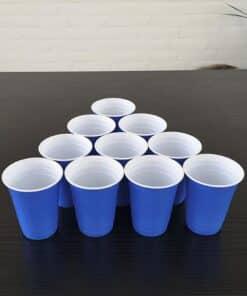 blue cups beer pong krus