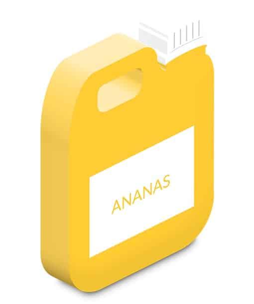 Ananas slush ice saft koncentrat