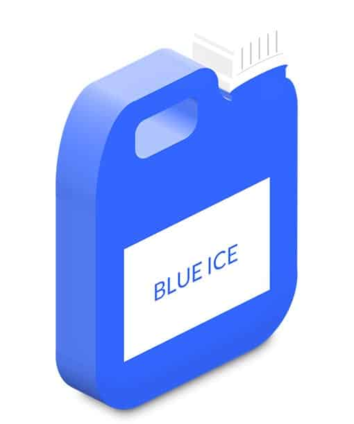 Ice Blue slush ice saft koncentrat